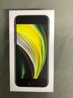 Apple Black iPhone SE 2nd Gen BOOST MOBILE *FIRST FREE MONTH* + FREE GIFT
