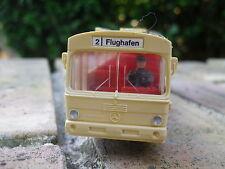 Ancien BUS MERCEDES WIKING HO 1:87 BERLIN - W Flughafen 2 Neuf pas de boite