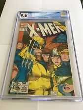 X-Men #11 1992 CGC 9.6  Wolverine Cover white pages marvel comics