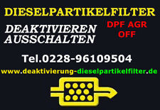 Dieselpartikelfilter Vw T 5 1.9TDI 2.0TDI 2.5TDI Deaktivieren DPF AGR OFF Forum