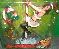 McFarlane's Twisted X-Mas MRS CLAUS Action Figure - Sealed
