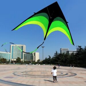 Adults Super Huge Line Stunt Flying Long Tail Kite Kids Outdoor Gifts Kites Toys