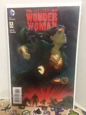 The Legend of Wonder Woman #6 - 2016 - Nm