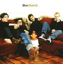 Blur 15 on 13 Us Dj Cd