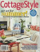 Cottage Style Country Collectibles May/June 2019 Get Set for Summer