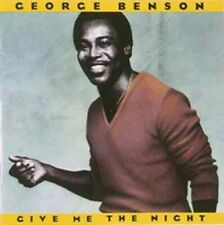 George Benson - Give Me the Night CD NEW