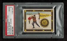 PSA 2 T51 ROCHESTER HOCKEY 1909 Murad Cigarettes of College Athletes 2nd Series