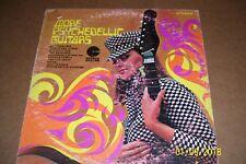 Vintage Pre Owned Vinyl Lp Album - More Psychedellic Guitars  CS 1096