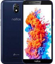 "Smartphone Android TP-LINK Neffos C5 Plus 5"" Dual SIM TP7031A Blu + Pellicola"