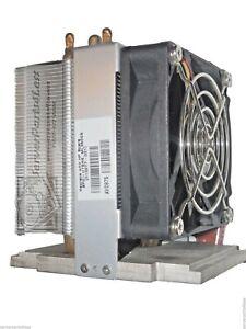 413977-001 HP ML350 G5 Heatsink with Integrated Cooling Fan 411354-001