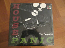 """BRAND NEW STILL SEALED - The Dolphins – House Panic  - US  Guidance 12""""  2002"""