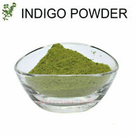 Indigo Powder ( Indigoferra Tinctoria ) for Black Hair Dye 100% Natural
