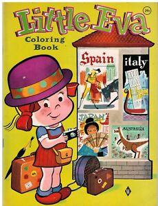 LITTLE EVA Coloring Book (Perfect)