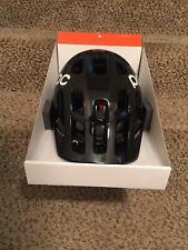 POC Tectal Race SPIN Size M-L 55-58 Helmet - Uranium Black/Hydrogen White