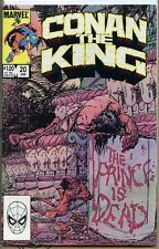 King Conan 1980 series # 20 very fine comic book