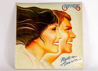 Made In America Carpenters vinyl LP album record UK 1981 - Mint Condition