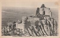 (Q)  Valence, France - Ruins of Chateau de Crussol - Panoramic View