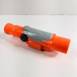 Nerf Orange Scope Attachment Sight Dart Blaster