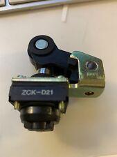 Zckd21. Roller Head. Limt Swtch lot of 4 pcs