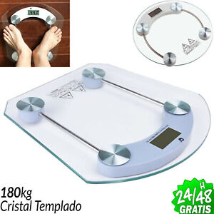Scale Weight Of Bath Digital LCD 180 KG Glass Tempered Glass Precision C Stack