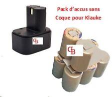 KLAUKE RAM2 9,6 V 2.2Ah NiMH Pack d' ACCUS Seuls
