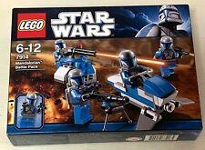 LEGO Star Wars Mandalorian battle Pack (7914) Retired set Free Shipping