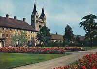 Ansichtskarte - Corvey / Schloß und ehemalige gefürstete Reichsabtei b. Höxter