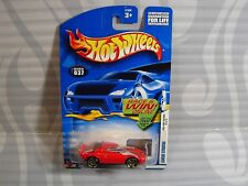 2002 HOT WHEELS  ''FIRST EDITIONS'' #037 = LANCIA STRATOS = RED  gpr5 ,E910