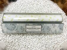 LONIMAX SCENTED DRAWER LINER Lemongrass & Mimosa