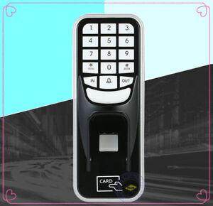Fingerprint PIN Code RFID ID Card Reader Standalone Access Attendance Controller