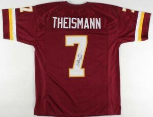 "Joe Theismann Signed Jersey Inscribed ""83 MVP"" (JSA COA)Washington Redskins"