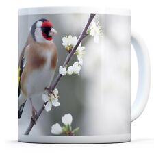 Cute Goldfinch Bird - Drinks Mug Cup Kitchen Birthday Office Fun Gift #15679