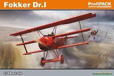 Eduard KIT MODELLINO IN SCALA 1:48 FOKKER DR 1 PROFIPACK Edition EDK8162