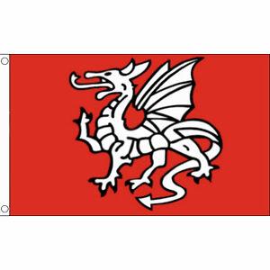 English Pendragon Anglo Saxon - Great Britain - 5 x 3 FT - British Flag