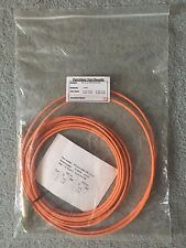 LC/LC 50 Duplex 5M Optical Fiber Cable P/Cord OM2 DX LC/LC 1016555-33520 Genuine