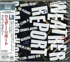 WEATHER REPORT-DOMINO THEORY-JAPAN BLU-SPEC CD2 D73