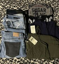 lucky brand women's clothing Lot
