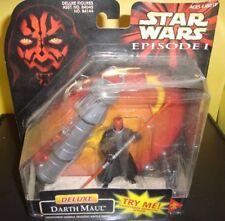 1998 B Star Wars Episode 1 Darth Maul Actionfigur NEU in Packung