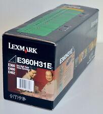 Lexmark Toner E360A31E 9000 S. E360 E460 E462 Rg. inkl. MwSt.