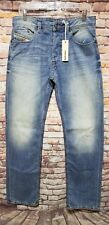 DIESEL LARKEE RELAXED COMFORT STRAIGHT JEANS SIZE 31*32  RETAIL $178  B01-09