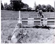"Janet Landgard/Burt Lancaster ""The Swimmer"" 1968 Vintage Still"