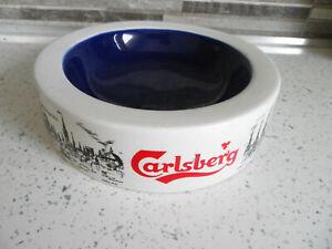 Vintage Carlsberg Large Ashtray - Royal Norfolk