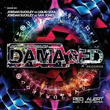 Jordan Suckley / Liq - Damaged Red Alert Back 2 Back Edition [New CD]