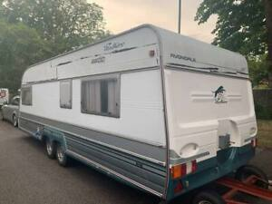 Caravan Project **SPARES OR REPAIRS**