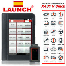Launch X431 V 8'' Tablet Sistema Completo Herramienta Diagnostico OBDII Escáner