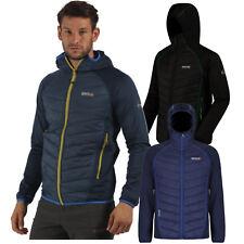 Regatta Men's Andreson II Hybrid Water Repellent Insulated Jacket Coat Hooded