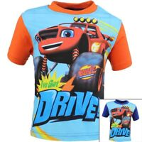 Blaze Together T/_Shirt für Jungen Kinder T-Shirt Kurzarm