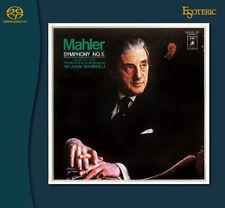 SACD ESOTERIC MAHLER Symphony No.5 Sir John BARBIROLLI