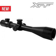4-16x50 Dual-ill. Rifle Scope W/side Parallax & Locking Turrets Rangefinder