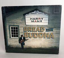 Harry Manx Bread and Buddha CD - 2009 Dog My Cat Records- Tim Kill Guitars Nice!